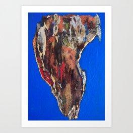 """""""Tierra de Fuego"""" Art Print"""