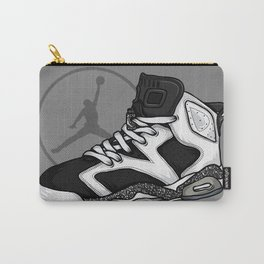 Jordan 6 (Oreo) Carry-All Pouch