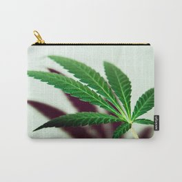 Marijuana Leaf Carry-All Pouch