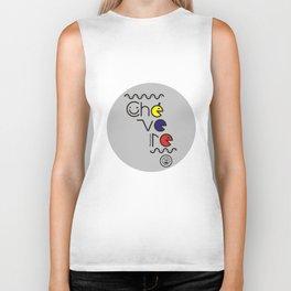¡Chévere Tricolor! Biker Tank
