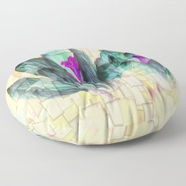 Saffron Floor Pillow
