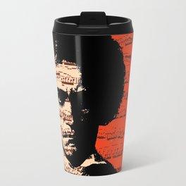 A Clockwork Beethoven  Travel Mug
