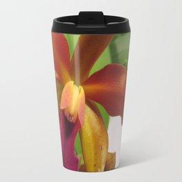 Cattleya Cardamom Orange Travel Mug