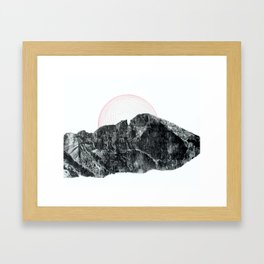 Longs Spiro Framed Art Print