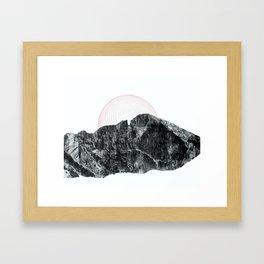 Longs Spiro Framed Art Print