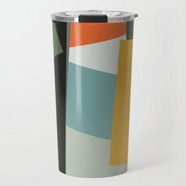 Abstract Composition 526 Travel Mug