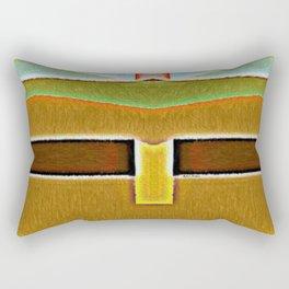 Year 2058 Rectangular Pillow
