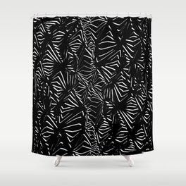Geomatrix  Shower Curtain