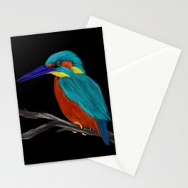 King fisher Stationery Cards