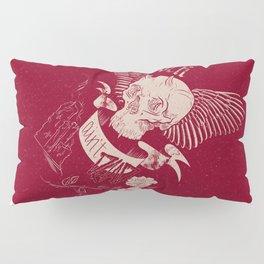 Rock 'n' Roll RED Pillow Sham
