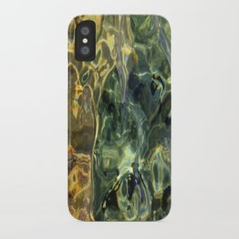 Water surface (3) iPhone Case