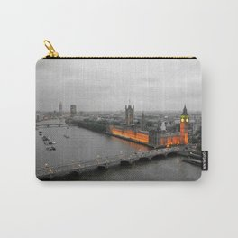 London at dusk Carry-All Pouch