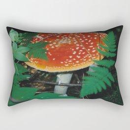 Mushroom from the land of legends Rectangular Pillow