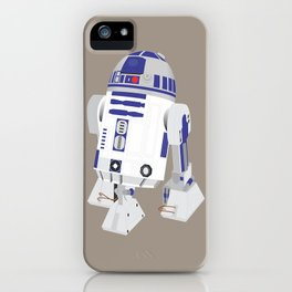 R2-D2 (Vector Art) iPhone Case