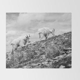 MOUNTAIN GOATS // 4 Throw Blanket