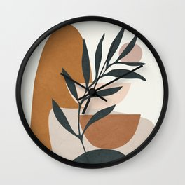 Abstract Decoration 01 Wall Clock