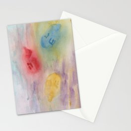 A Miracle Happened Stationery Cards