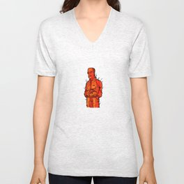 Couldn't be Bothered  Unisex V-Neck