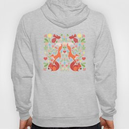 Early Fall Festive Flower Frolic Hoody