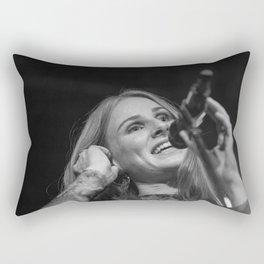 Vera Blue_03 Rectangular Pillow