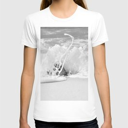 The Shore (Black and White) T-shirt