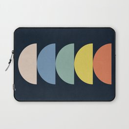 Abstract Flower Palettes Laptop Sleeve