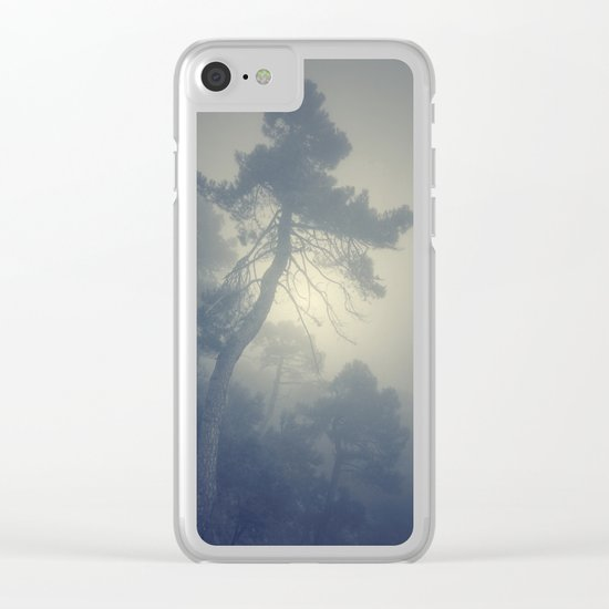 """Telling stories"" Clear iPhone Case"
