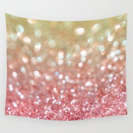 Champagne Tango Wall Tapestry
