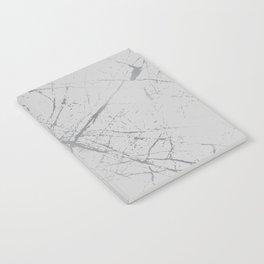 Silver Splatter 089 Notebook