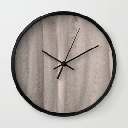 151208 5.Ivory Black Wall Clock