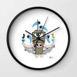 Uniclope Wall Clock