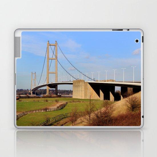 Humber Bridge Laptop & iPad Skin