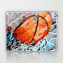 Modern basketball art 3 Laptop & iPad Skin