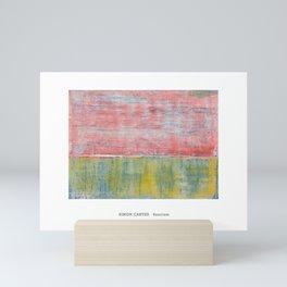 Simon Carter Painting Sanctum Mini Art Print
