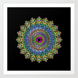 Cute Colors Art Print