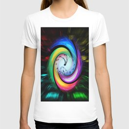 Magic of colors - Time is running out 2 T-shirt