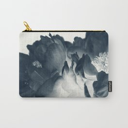 Blue Paeonia #7 Carry-All Pouch