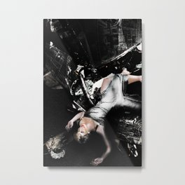FAME KILLS: DIANA Metal Print
