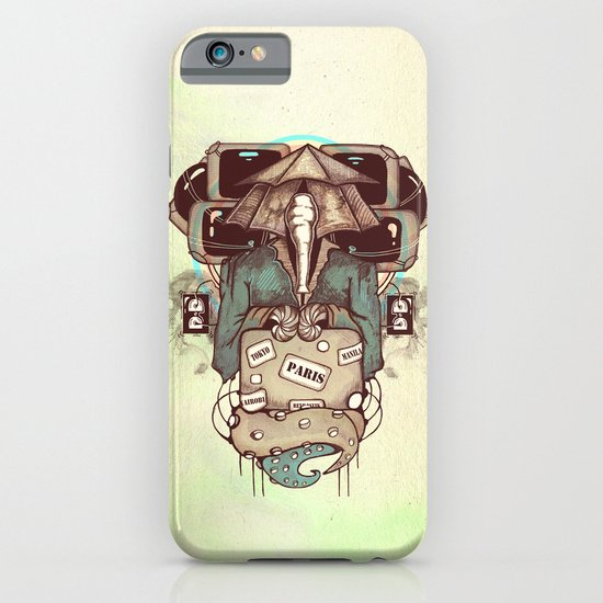 Transcendental Tourist iPhone & iPod Case