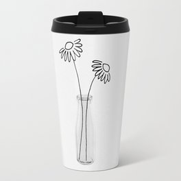 Flower Still Life II Travel Mug