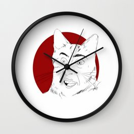 """you dont say?"" Wall Clock"