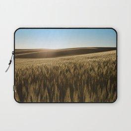 Palouse Sunset Photography Print Laptop Sleeve