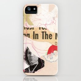 """in the mix"" iPhone Case"