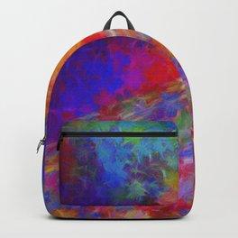 Floral Avenue Backpack