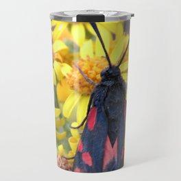 Burnet Moth Travel Mug