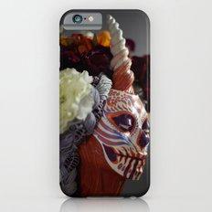 Tiger Blossom Muertita Detail Slim Case iPhone 6s