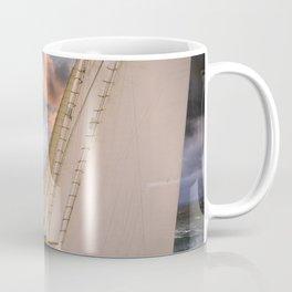 SAILING THE SEA Coffee Mug
