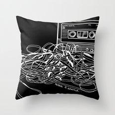 Noir Relax & Unwind Throw Pillow