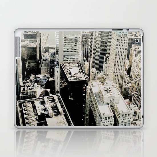 NEW YORK 1 Laptop & iPad Skin