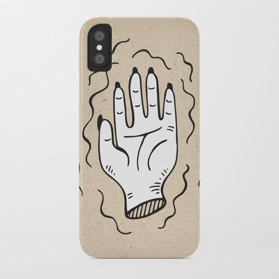 Handy Work iPhone Case